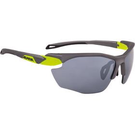 Alpina Twist Five HR CM+ Pyöräilylasit , vihreä/musta